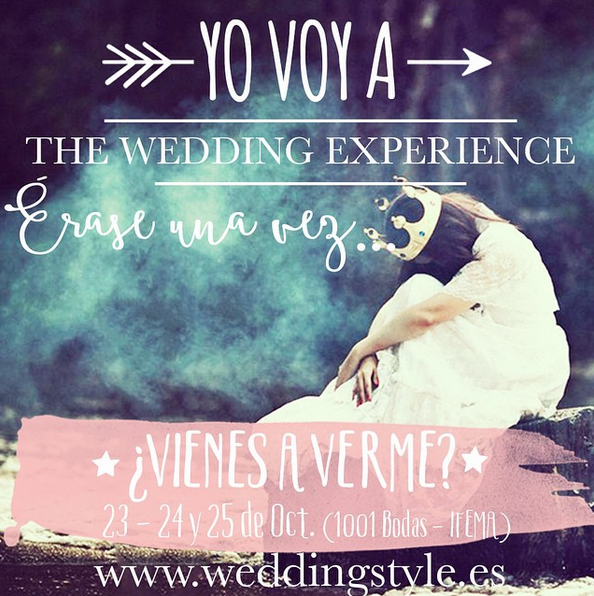 1001 Bodas 2015 - The wedding experience